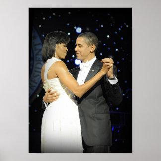 愛は空気、IIを踊る最初のカップルにあります ポスター