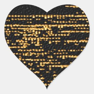 愛は色ブラインド- Starnightの夢です ハートシール