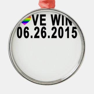愛は06 26 2015年の「.PNGに勝ちます メタルオーナメント