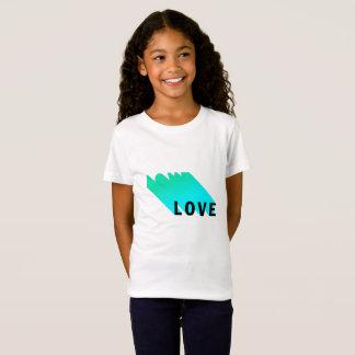 愛はTシャツをからかいます Tシャツ