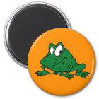 愛らしいカエルの磁石 マグネット