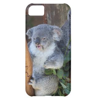 愛らしいコアラのiPhoneの場合 iPhone5Cケース