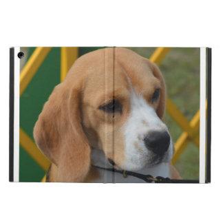 愛らしいビーグル犬 iPad AIRケース