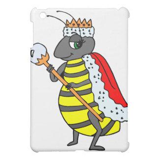 愛らしい女王バチの漫画 iPad MINIカバー