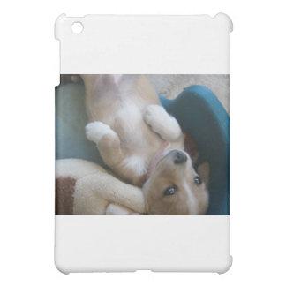 愛らしい子犬2 iPad MINI カバー