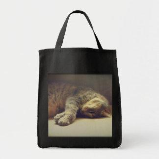 愛らしい猫 トートバッグ