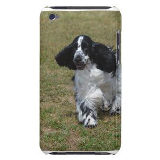 愛らしい英国のコッカースパニエル Case-Mate iPod TOUCH ケース