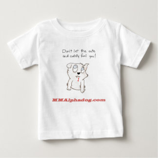 愛らしい ベビーTシャツ