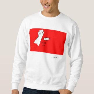 愛を模倣して下さい スウェットシャツ