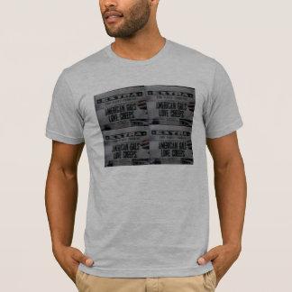 愛アメリカGalsははいます Tシャツ