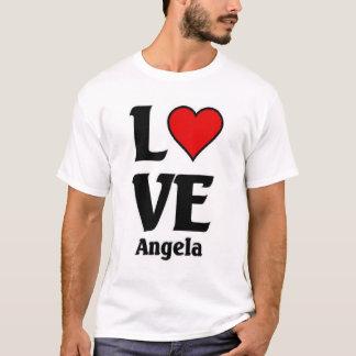 愛アンジェラ Tシャツ