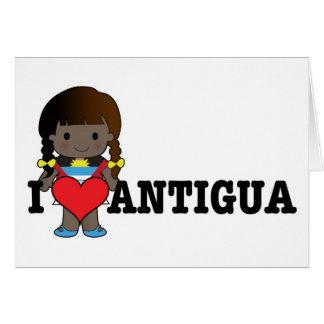 愛アンチグア カード