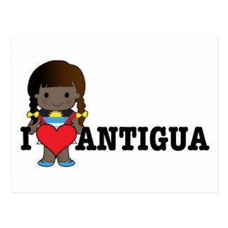 愛アンチグア ポストカード