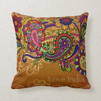 愛インド クッション