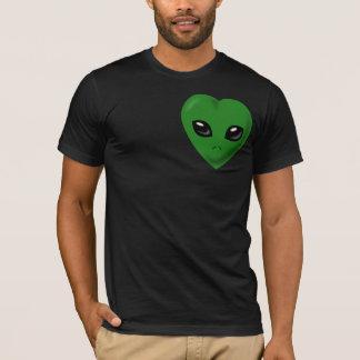 愛エイリアン Tシャツ