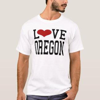 愛オレゴン Tシャツ
