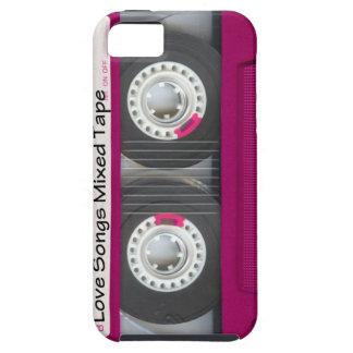 愛カセットテープ iPhone SE/5/5s ケース