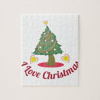 愛クリスマス ジグソーパズル