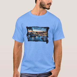 愛クロアチア-ドゥブロブニク Tシャツ