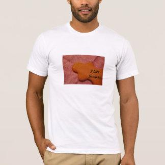 愛ショウガ Tシャツ