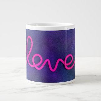 愛ジャンボマグ ジャンボコーヒーマグカップ