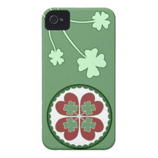愛ジンクスで幸運なiphone 4ケース- iPhone 4 Case-Mate ケース