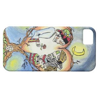 愛スペインのな電話箱の骨組 iPhone SE/5/5s ケース