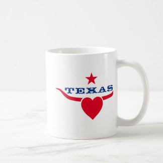 愛テキサス州 コーヒーマグカップ
