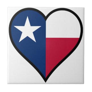 愛テキサス州 タイル