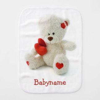 愛テディのバレンタインのカスタムのバープクロス バープクロス