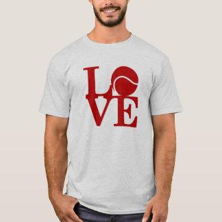 愛テニスのTシャツ Tシャツ