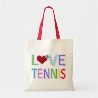 愛テニス トートバッグ