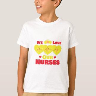 愛ナース Tシャツ