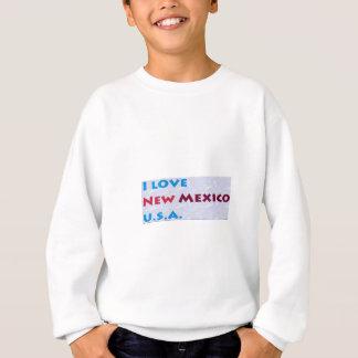 愛ニューメキシコ米国アメリカ スウェットシャツ