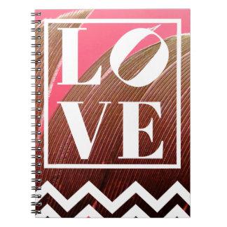 愛ノートの小さい夏 ノートブック