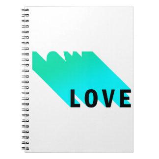 愛ノート ノートブック