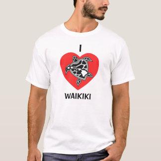 愛ハワイのワイシャツ- Waikiki Tシャツ