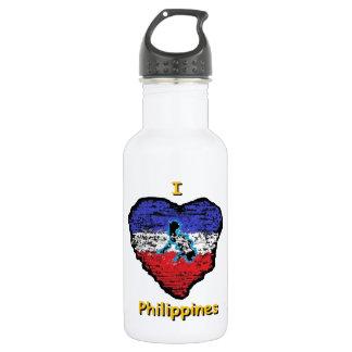 愛ハートフィリピン ウォーターボトル