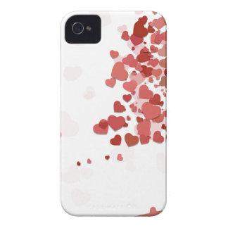 愛ハート Case-Mate iPhone 4 ケース