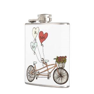 愛バイクの氏及び夫人フラスコ フラスク