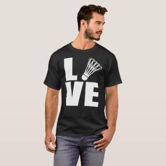 愛バドミントンのTシャツ Tシャツ