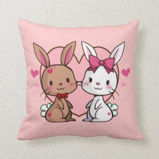 愛バニーの枕 クッション
