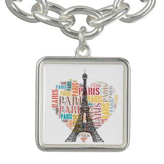 愛パリ|のチャーム チャームブレスレット