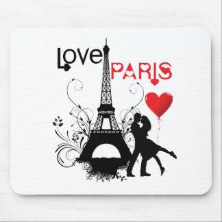 愛パリ マウスパッド