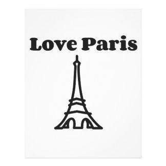 愛パリ レターヘッド