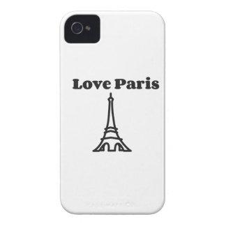 愛パリ Case-Mate iPhone 4 ケース