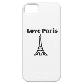 愛パリ iPhone SE/5/5s ケース