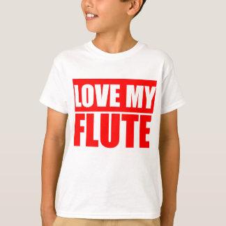 愛フルート Tシャツ