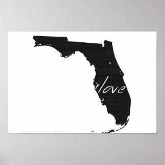 愛フロリダ ポスター