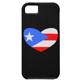 愛プエルトリコ iPhone SE/5/5s ケース